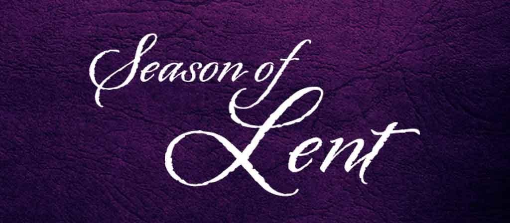 Season of Lent (1)